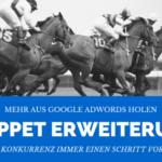 AdWords Neuerung: Snippet-Erweiterungen