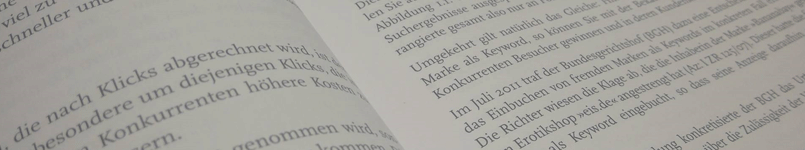Hersteller Texte in Shops