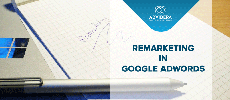 Remarketing in Google AdWords