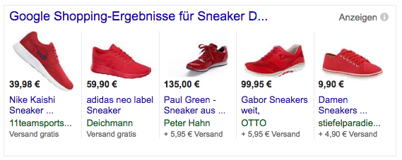 google-shopping-alle-items