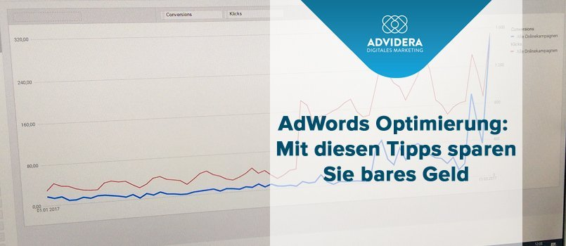 AdWords Optimierung
