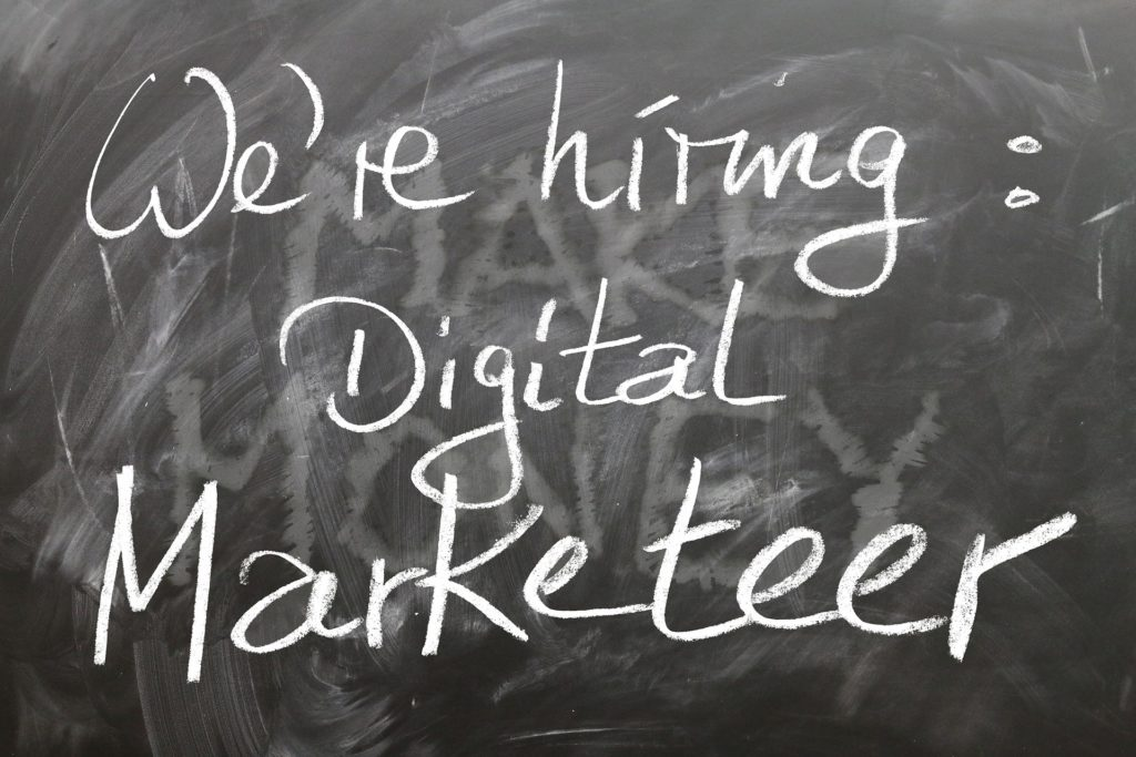Trainee Online Marketing