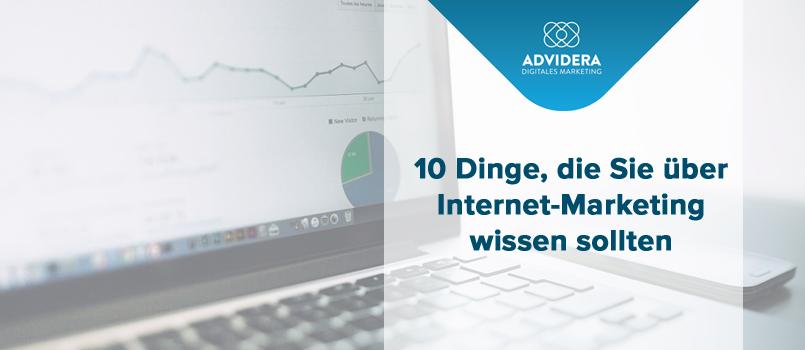 Internet-Marketing hat viele Vorteile für kleine und mittelständische Unternehmen