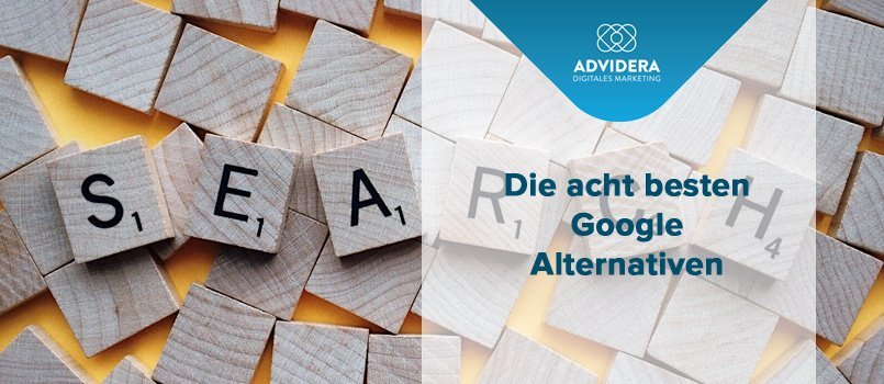 8 besten Google Alternativen