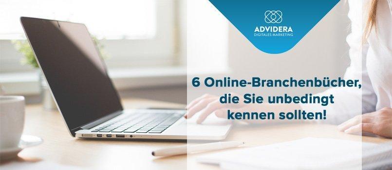 6 Online-Branchenbücher, die Sie unbedingt kennen sollten!