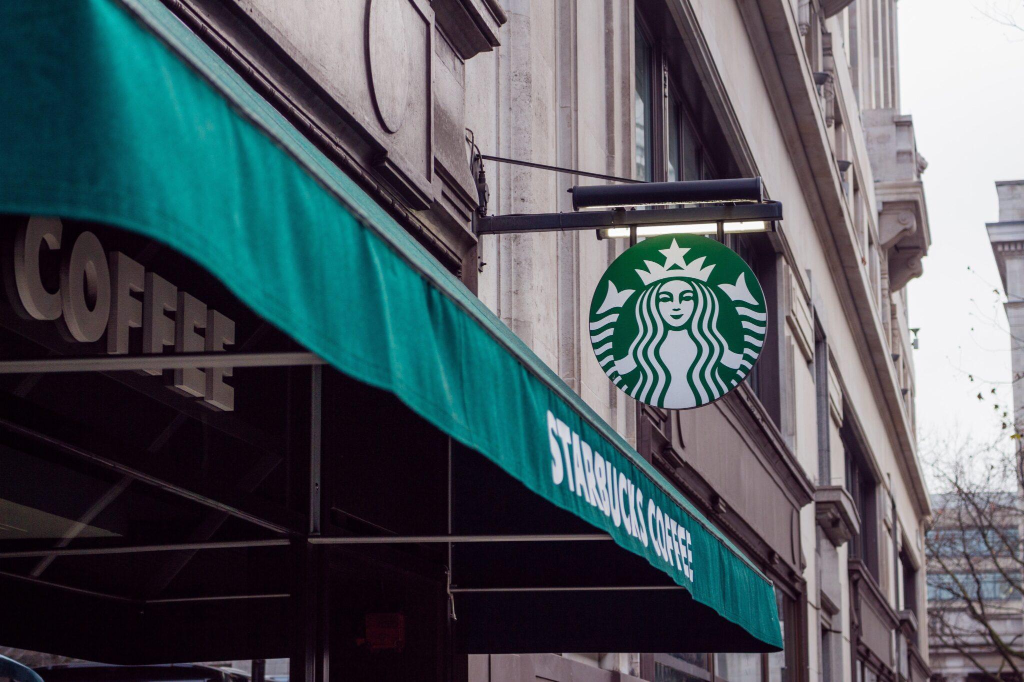 Starbucks Grün