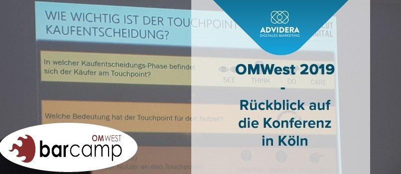 omwest recap