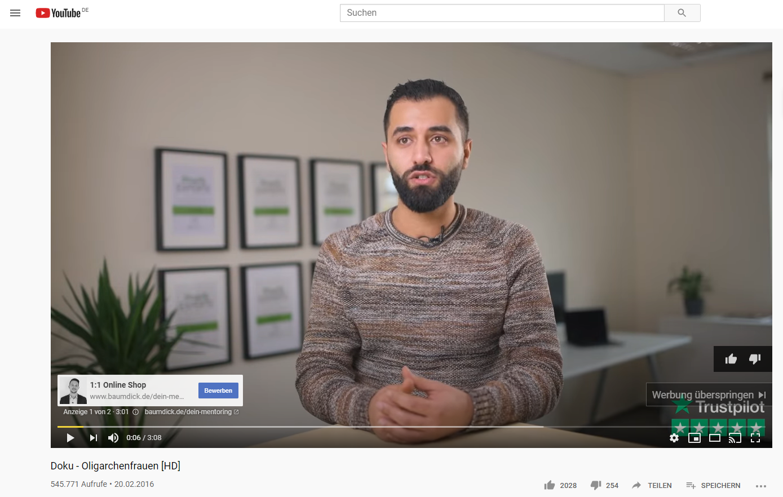 Google Ads Youtube